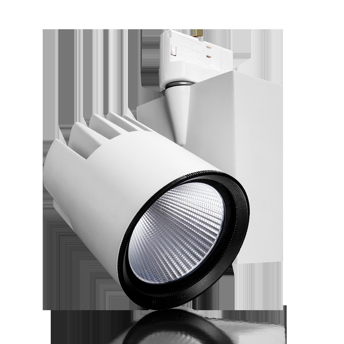 Led Track Lighting Driver: Projecteurs Sur Rail LED